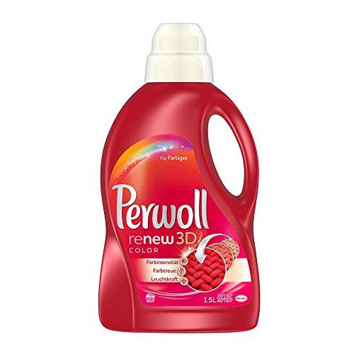 Perwoll Liquid - Perwoll Color Liquid Detergent 1.5L
