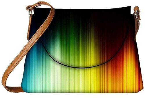 Snoogg Sac de plage, Multicolore (multicolore) - RPC-9440-SPUBAG