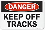 Safety Track Safety Signs & Signals