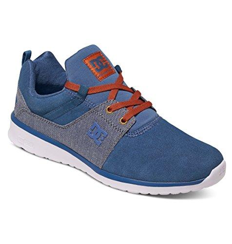 Navy Herren 41 Schwarz Blue Heathrow Sneaker DC Se EU White Shoes wOq558