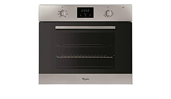 Whirlpool AKP447IX/01 65L 2500W A Negro, Acero inoxidable - Horno ...