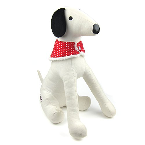 [Alfie Pet by Petoga Couture - Willie Stole Shawl Scarf for Dogs and Cats - Pattern: Red Dot, Size:] (Halloween Costume Wearing Overalls)