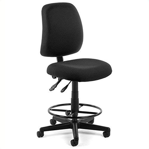 (OFM 118-2-DK-805 Posture Series Task Chair with Drafting Kit)