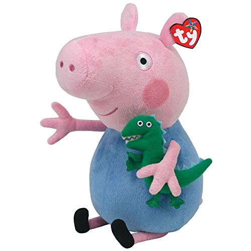 Peppa Pig George - Ty UK George (Peppa Pig) Buddy 10