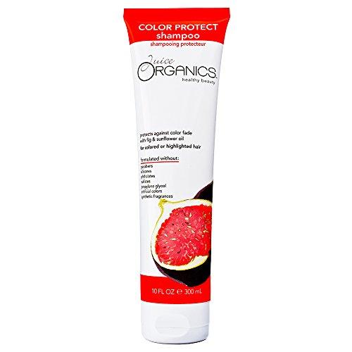 Organic Colour (Juice Organics Color Protect Shampoo, Fig, 10.0 fl. oz.)