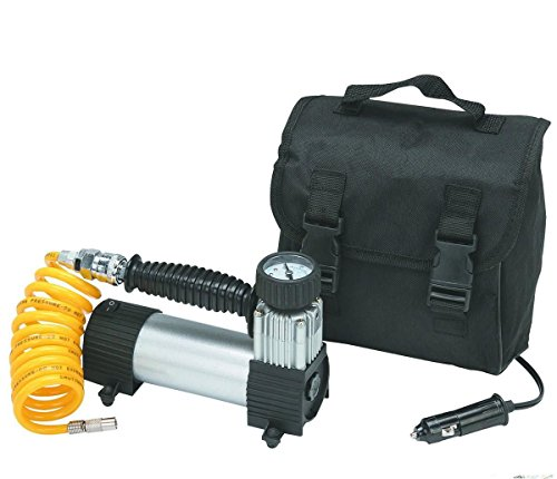 12 Volt 100PSI Car Auto HIGH VOL 12V ELECTRIC PORTABLE Tire AIR PUMP COMPRESSOR