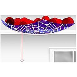 Spiderman Hero Birthday Balloon Drop
