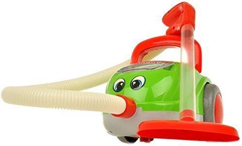 Kinderstaubsauger Vacuum Cleaner - Staubsauger für Kinder mit realistischen Soundeffekten und Echtfunktion - Licht und Musik