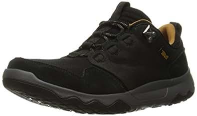 Teva Men's M Arrowood Waterproof Hiking Shoe,Black,7 M US