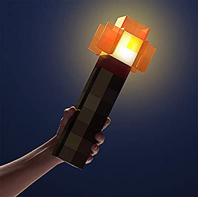 ThinkGeek Minecraft Redstone Wall Torch from ThinkGeek