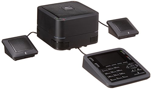 Revolabs 10-FLXUC1500 IP & USB Conference Phone with 2 Extension Mics VoIP Phone & Device (Extension Sip)