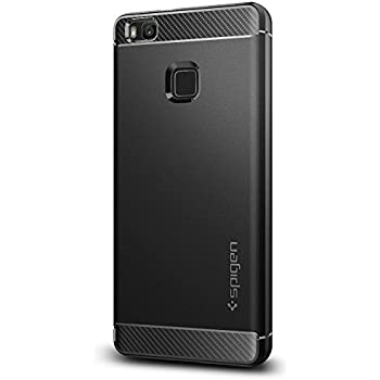 huawei phone p9 lite. spigen rugged armor huawei p9 lite case with resilient shock absorption and carbon fiber design for phone