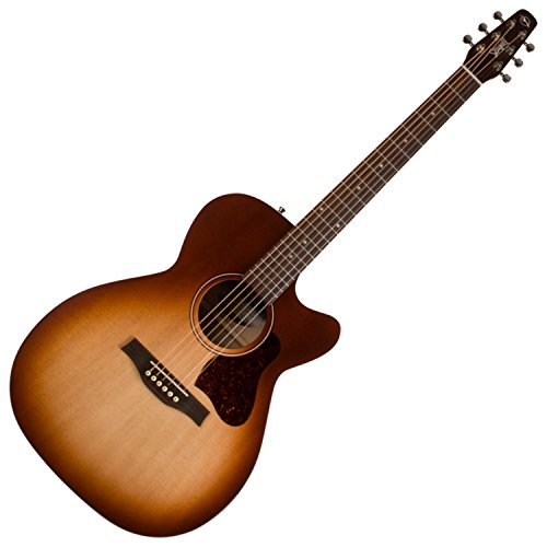 (Seagull Entourage Autumn Burst CH CW Acoustic Electric Guitar)