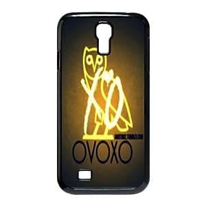 LSQDIY(R) Ovoxo Owl SamSung Galaxy S4 I9500 Case Cover, Customized SamSung Galaxy S4 I9500 Cover Case Ovoxo Owl