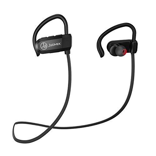 0b4b03c2a38 Sports Bluetooth Headphones 4.1, JYDMIX In-ear Wireless Earbuds IPX5  Sweatproof, Stereo Earphones