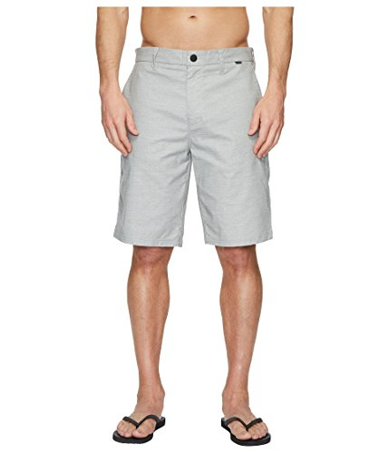 Hurley Men's Dri-Fit Breathe Walkshorts Wolf Grey 34W x 21L