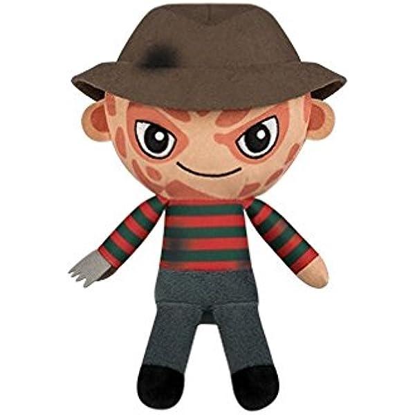 """YuMe HORROR Plush 7/"""" Freddy Krueger A Nightmare on Elm Street NWT"""