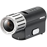 Minox ACX100MINOX ACX100 Action Cam Video Camera (Black)