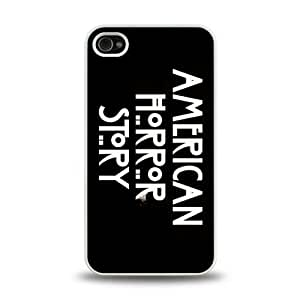 iPhone 4 4S case protective skin cover with American Horror Story poster design #19