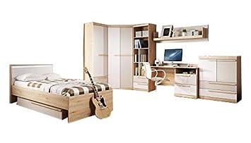 Mb Moebel Kinderzimmer Jugendzimmer Wascheschrank Schreibtisch Hange