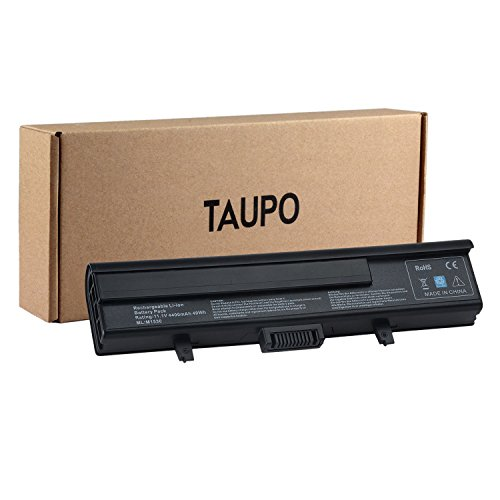 TAUPO New Laptop Battery for Dell XPS M1530, XPS 1530, fits P/N TK330 RU006 GP975 XT828 XT832 RN897 RU028 RU030 RU033 - 12 Months Warranty [6-Cell (Dell Xps M1530 Battery Life)