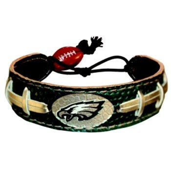Bracelet Gamewear (Gamewear NFL Bracelet - Team Colors Philadelphia Eagles)