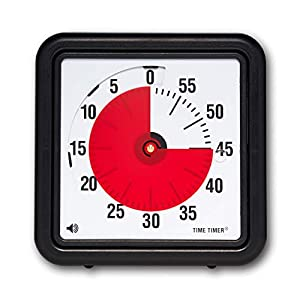 Time Timer Large, Black
