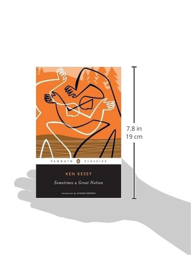 Sometimes A Great Notion Penguin Classics Ken Kesey Charles Bowden 9780143039860 Amazon Com Books