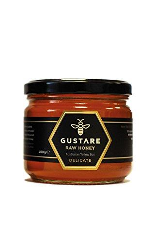 Gustare Yellow Box - Australian Honey 400g