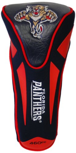 Team Golf NHL Florida Panthers Golf Club Single Apex Driver Headcover, Fits All Oversized Clubs, Truly Sleek Design