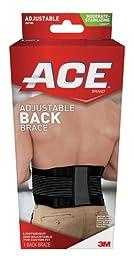 Ace Back Brace, One Size Adjustable