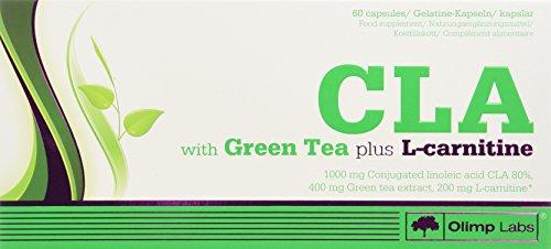 CLA & Green TEA Plus L-carnitine N ()