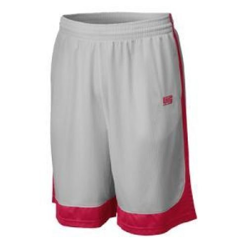 - Nike Ohio State Buckeyes Gray Dri-FIT Performance Training Shorts (Large)