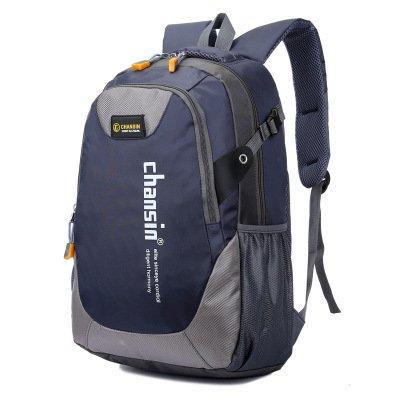 Bergsteigen Reisen Sport tasche rucksack Trend der koreanischen wandern Beutel & Verringerung der Belastung school Pack , grün