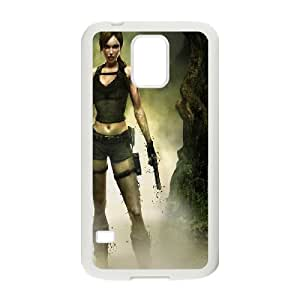 Generic Case Tomb Raider Lara Croft For Samsung Galaxy S5 S6A1228229