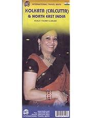 KALKOTTA AND NORTH-EAST INDIA - CALCUTTA ET NORD-EST INDIEN