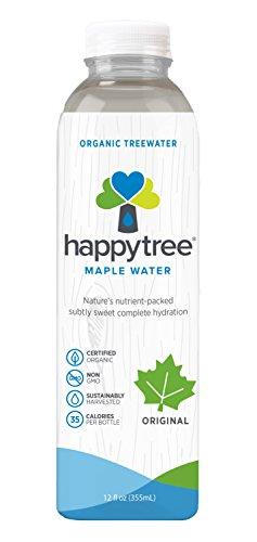 happytree organic treewater Happytree Maple Water, Original, 12 oz, 12 Count