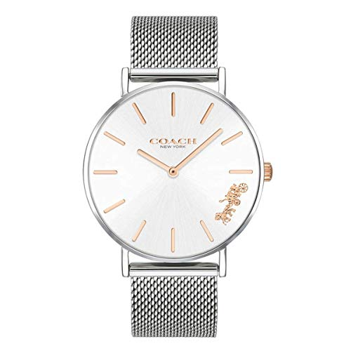 Women s Perry Created for Macy s Stainless Steel Mesh Bracelet Watch 36mm
