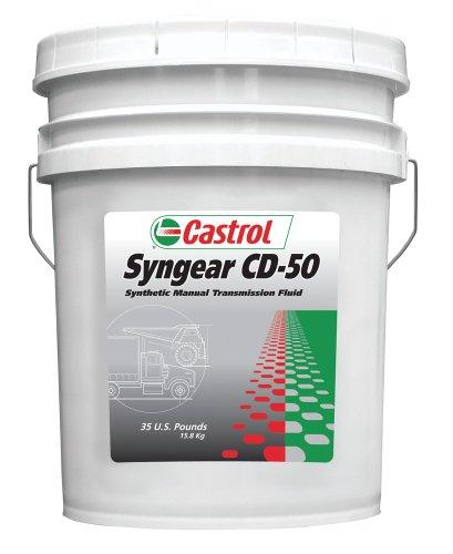 Castrol 37527 Syngear CD 50 Gear Lubricant - 35 lb. by Castrol