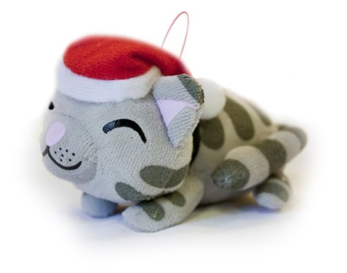 Ripple Junction Big Bang Theory Soft Kitty Plush Ornament