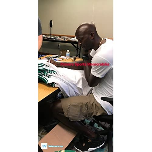 new arrival 15eaa 84791 Kevin Garnett Autographed Boston Celtics Swingman Signed ...