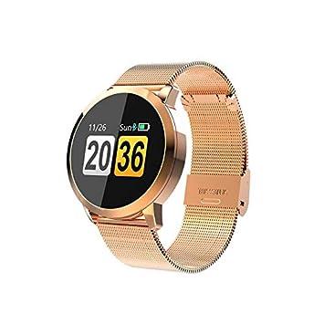 ZGYYDY Presión Arterial Oxígeno Smartwatch Monitor de Ritmo ...