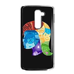 LG G2 Cell Phone Case Black BEHIND THE SCENES OJ453055