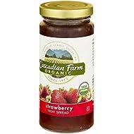 Cascadian Farm, Organic Spread Strawberry, 10 oz