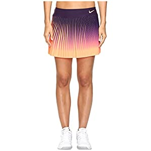 Nike Court Flex Victory Skirt Purple Dynasty/Bright Mango Women's Skirt