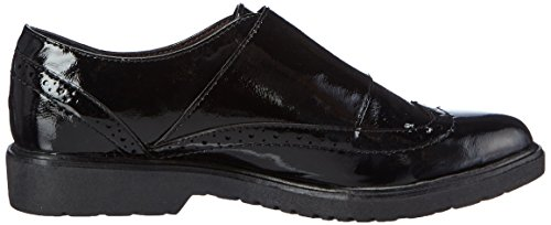 018 Slippers Patent black Tamaris Black Women's Schwarz 24317 n0wz4qgUR
