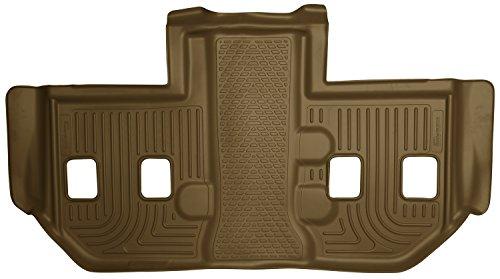 Husky Liners 3rd Seat Floor Liner Fits 11-14 Suburban - 2nd Row Bucket -