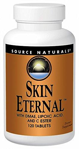 SOURCE NATURALS Skin Eternal Tablet, 240 Count