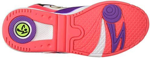 Zumba Top Workout Street Dance High Lavender Shoes Sneaker Fashion Women's FawvxqOTF