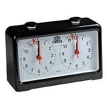 WE Games Royal Crest Analog Chess Clock/Timer